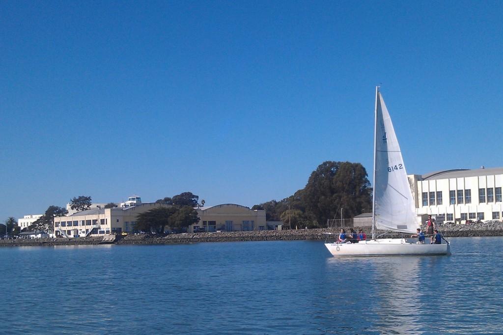 USF Orientation Sail