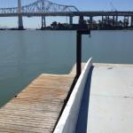 docks empty