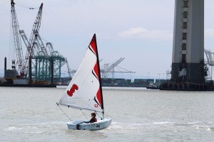 single handed sailing