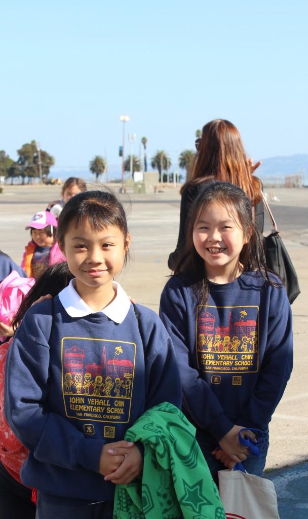 JYC kids depart