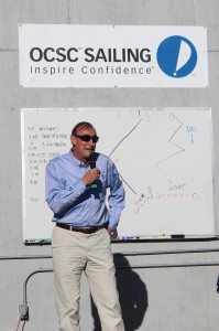 Norbert Talks Youth Sailing