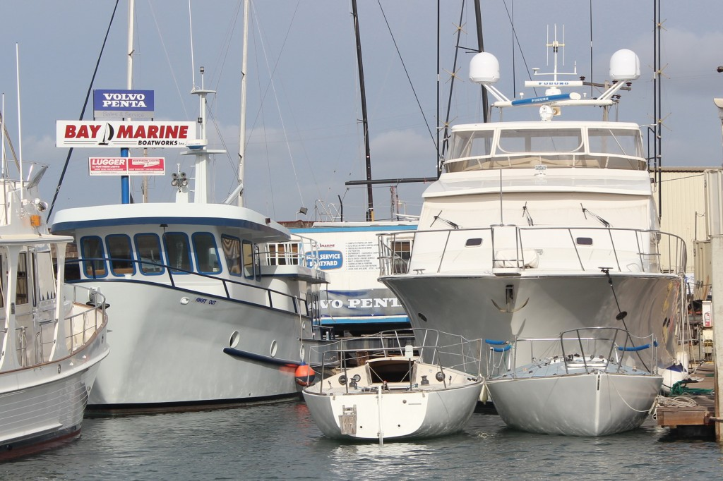 A and B by bay marine cr