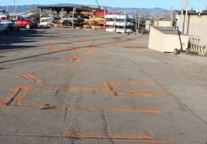 mule tracks center