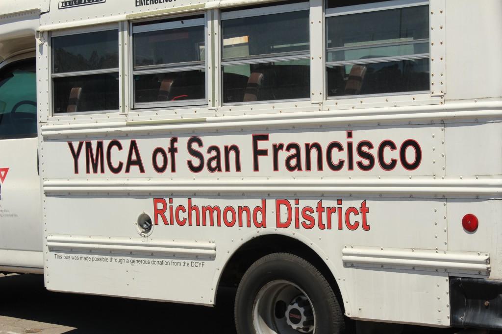 YMCA Bus