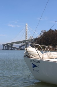 bay bridge bow