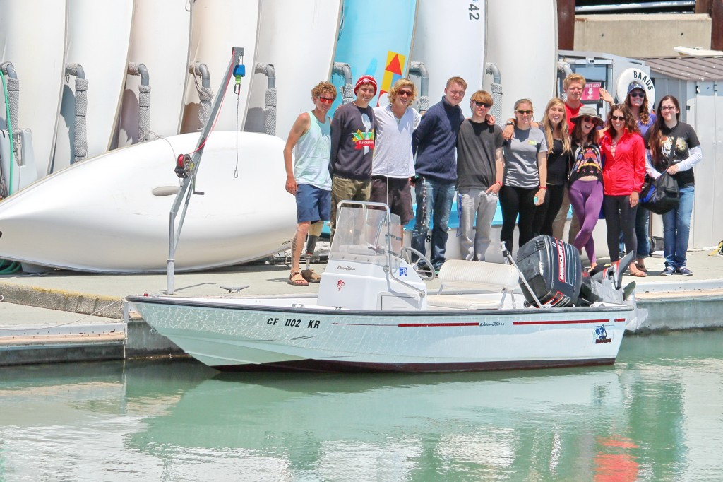 TISC 2014 Instructors at Pier 40