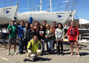 Huckleberry Outreach Sail