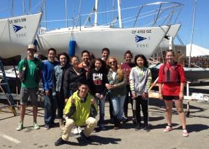Huckleberry Outreach Sail