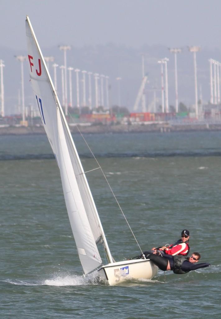CalSailing Team Sailing Flat