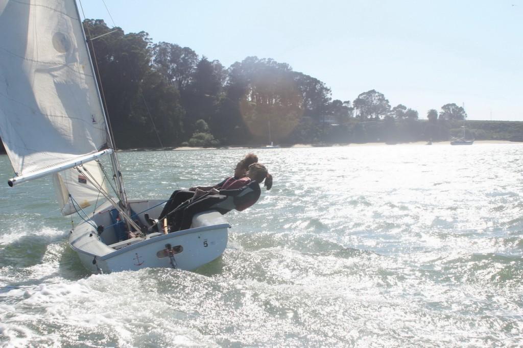 sail flat