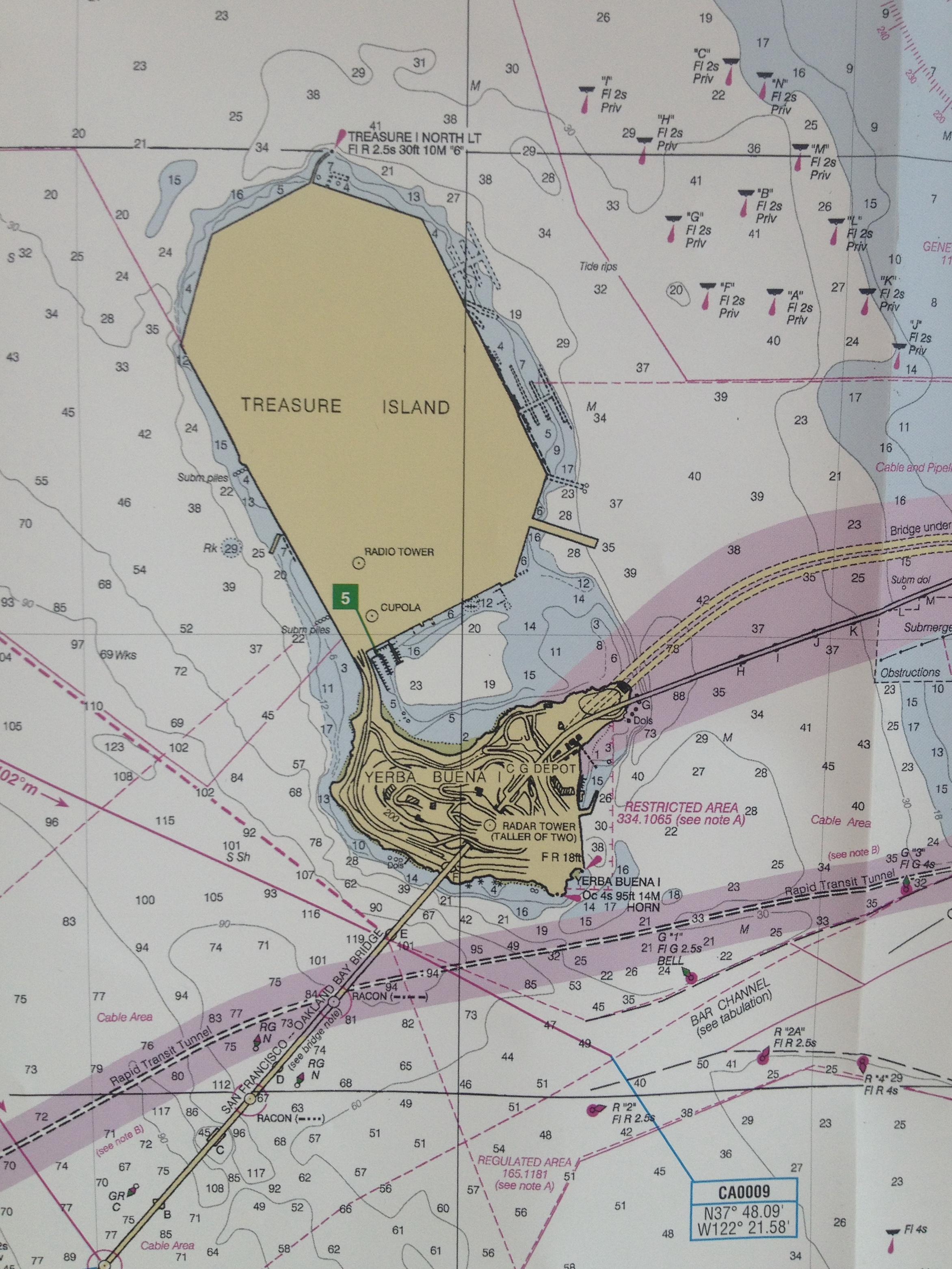 Yerba Buena-Treasure Island
