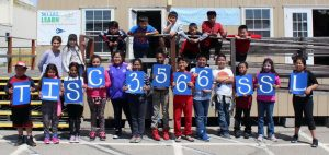 Tenderloin Elementary Class Marks 3566 SSL Students at TISC-IMG_2949-cr