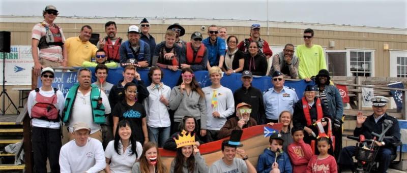 2017 Opening Day Volunteers